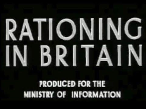 British Ration Week Episode 1: Introduction