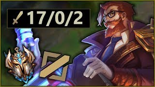 #1 CHALLENGER GRAVES MID DOESN'T DIE ONCE IN THIS FLAWLESS GAME - League of Legends