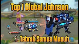 TABRAK !!! Top 1 Global Johnson Patroli Keliling Maps Mencyduk Musuh