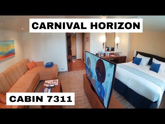 Carnival Horizon Cabin 7311 Category GS - Grand Suite