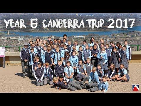 Avondale School - Year 6 Canberra Trip 2017 (GoPro Hero 5 HD) - avondale