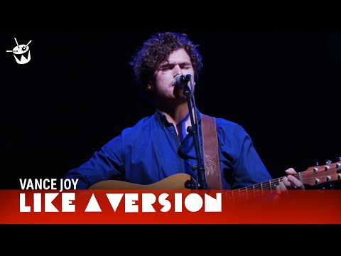 Vance Joy covers Radiohead 'Fake Plastic Trees' for Like A Version