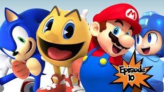vuclip Yay Super Smash Bros! Ep10 - Where's our Pac-Man?