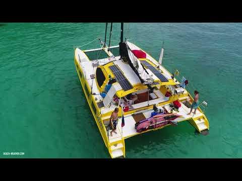 Safari Dream: Philippines Sailing Yacht Trip