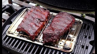 Weber Q Baby Back Ribs