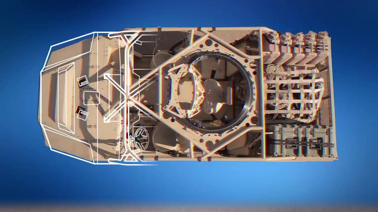 DAGOR Ultra Light Vehicle from Polaris Defense - YouTube