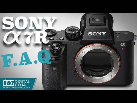 Best Video Tutorial for Sony Alpha A7R II Mirroless Camera