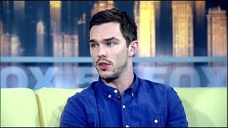 Hoult addresses Lawrence naked pics