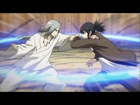 Chou Soran VS Reigyoku (FULL FIGHT) ENGLISH SUBBED Hitori No Shita: The Outcast Season 2