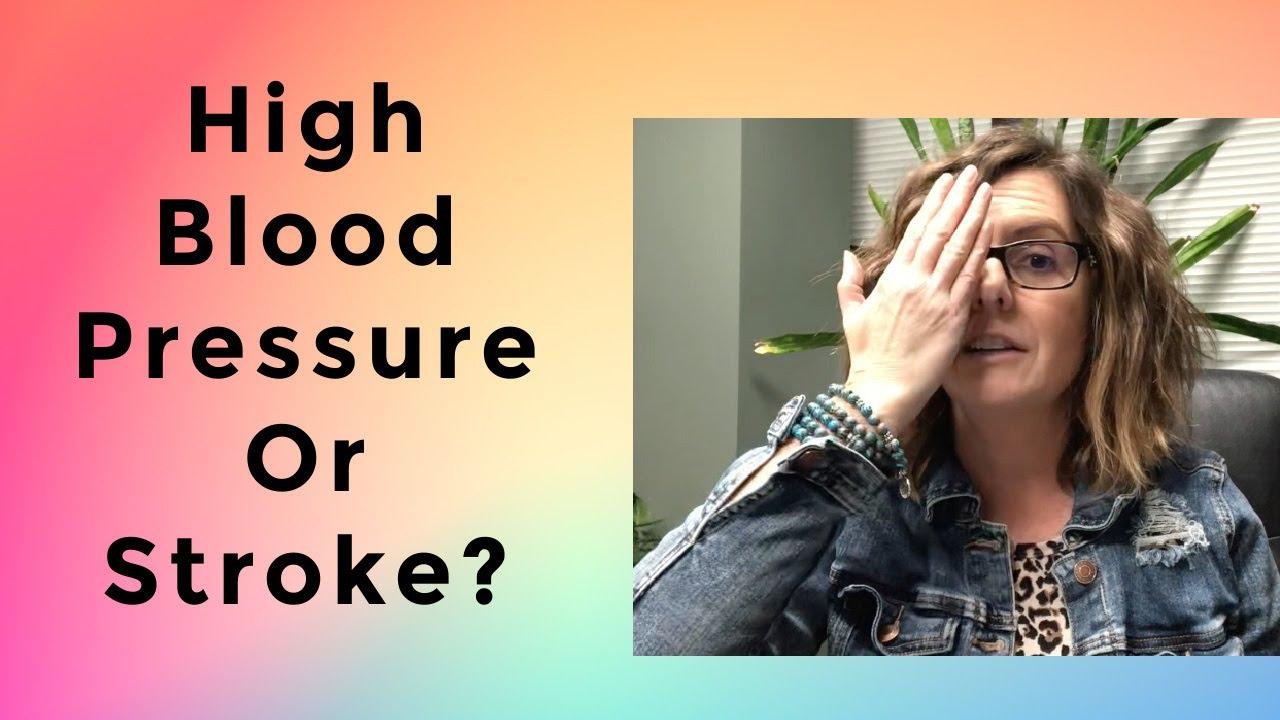 Гипертония и инсульт: задумайтесь о последствиях