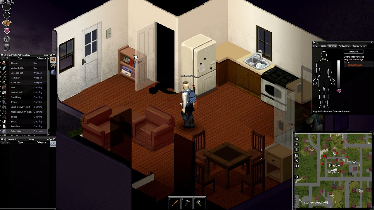 Project Zomboid 20.20 Multiplayer   YouTube