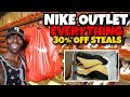 STEALS NIKE OUTLET 30 OFF EVERYTHING PICK UPS OUTFIT VIDEO mp3