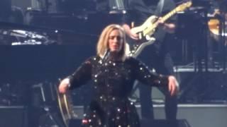 Skyfall - Adele live at Staples Center