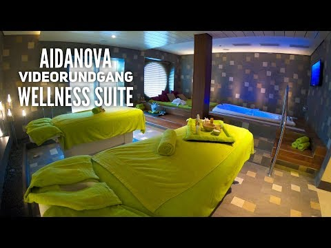 Wellness-Suite AIDAnova: Videorundgang