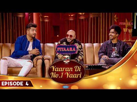 Hardy Sandhu, Jaani & B Praak | Ammy Virk | Yaaran Di No.1 Yaari Episode 4 | PitaaraTV