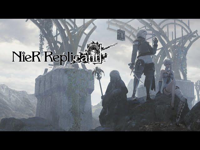 NieR Replicant (ver.1.22474487139) (видео)