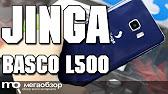 Обновление прошивки на Jinga IGO M1 через SD карту - YouTube