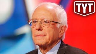1972 Bernie Sanders Dunks On CNN