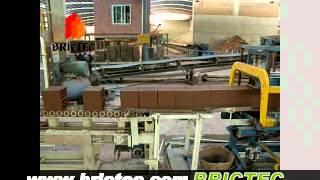 мини завод по производству кирпича(Наша компания Xi'an Brictec Engineering Co.,Ltd, ,занимается производством и реализацией оборудовании для производства..., 2015-06-29T06:19:34.000Z)