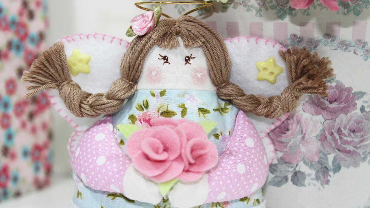 Aparador Feito De Paletes ~ Artesanato Tecido Como Fazer Bonecas de Pano ( Parte 2 ) Segredos de Aline You