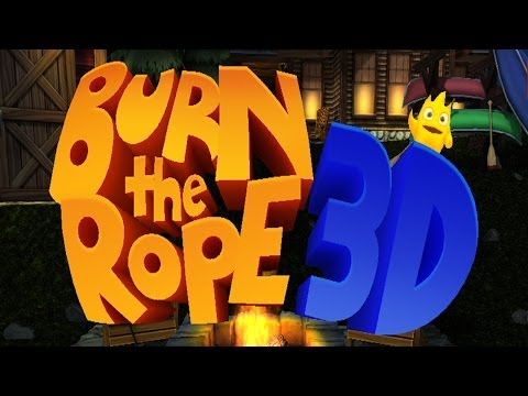 Burn the Rope 3D - Universal - HD Gameplay Trailer