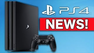 Important News for PS4 Gamers! (Gaming News)
