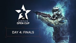Warface Open Cup Season XIII - Day 4: Finals