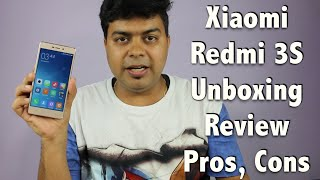 Hindi | Xiaomi Redmi 3S India Unboxing, Review, Pros, Cons, Should You Buy | Gadgets To Use