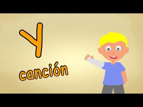 alfabeto en español para niños - La letra Y - canción musica para estudiar español