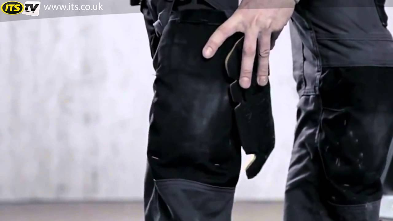 Snickers Workwear Knee Pads Its Tv Youtube