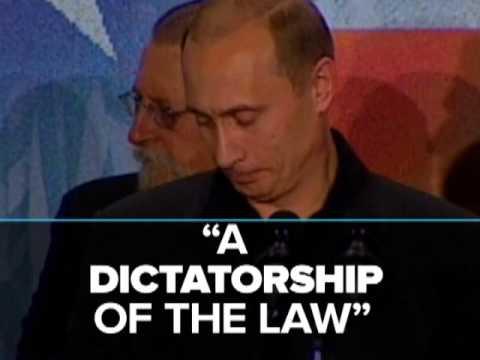 March 26, 2000: Vladimir Putin Elected Russian President #TBT