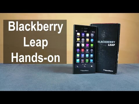 Blackberry Leap Unboxing & Full Review, Camera test, Samples, Sound, Verdict