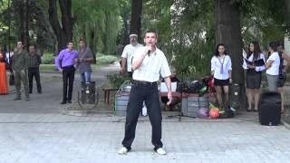 Концерт посвященный Дню Освобождения Донбасса от организации «Народный Щит Донбасса»