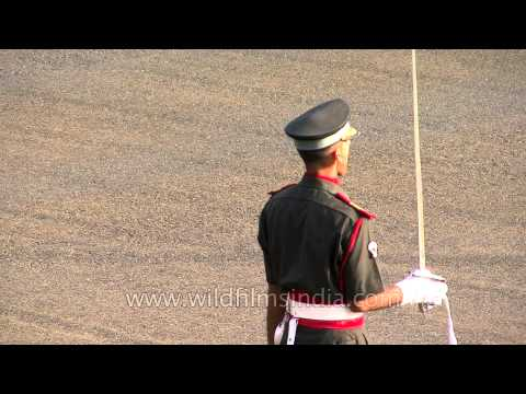 Swords and Regiments: At the IMA passing out parade