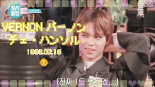 【SEVENTEEN Vernon】バーノンにハマるきっかけ動画