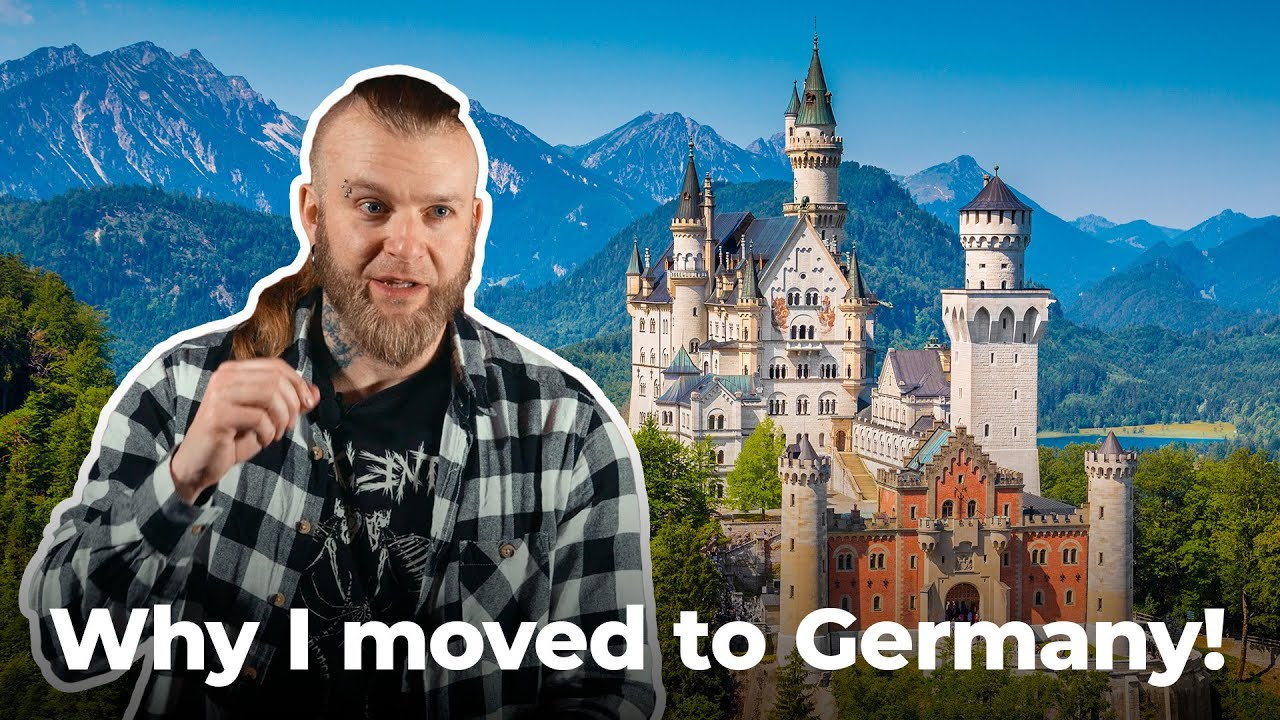 10 Reasons why I moved to Germany from the USA - YouTube