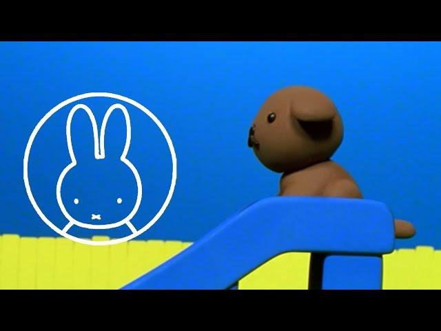 nijntje en snuffie in de speeltuin • nijntje en vriendjes