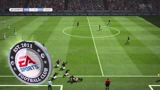 Fifa 14 Pro humiliate player