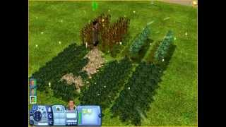 Gardening Spells Mod - The Sims 3 Supernatural