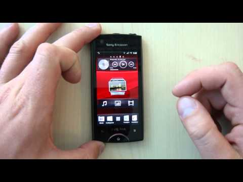 Sony Ericsson XPERIA ray first review