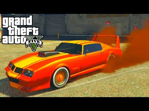 GTA 5 - Imponte Phoenix Full Customization Paint Job Guide