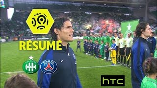 As saint-etienne - paris saint-germain (0-5)  - résumé - (asse - paris) / 2016-17