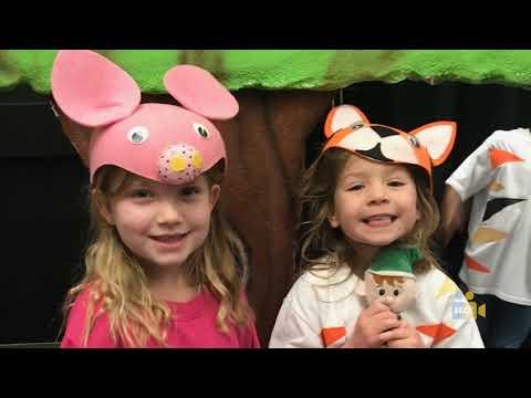 SEVA 2019: Schools News K-3 SEVA Award - MMNews Mini Mustangs Episode 1
