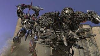 Optimus Prime Vs Lockdown Final Battle-(HINDI)