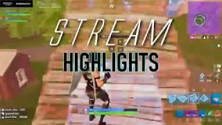SICK HUNTING SHOTS! Stream Highlights - Fortnite Battle Royale