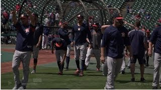ASTROS on the Sports2Nite TV show