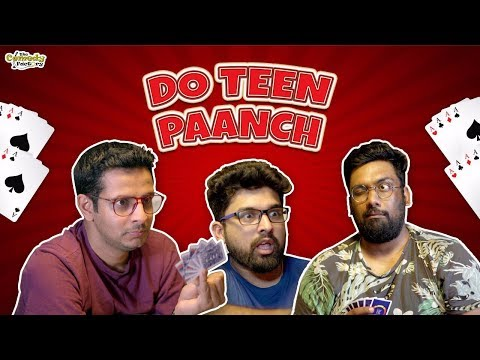 DO TEEN PAANCH | THE COMEDY FACTORY