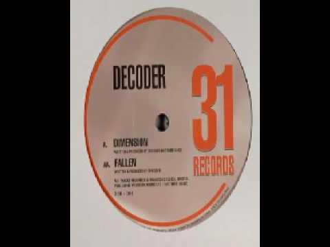 Decoder & Substance - Dimension
