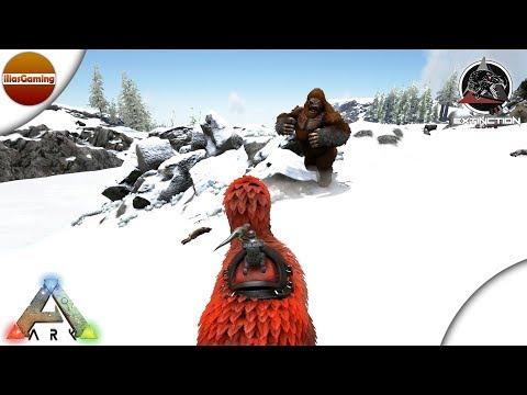 Πολεμάμε με boss Megapithecus. ARK Extinction Core E19 (Greek gameplay)