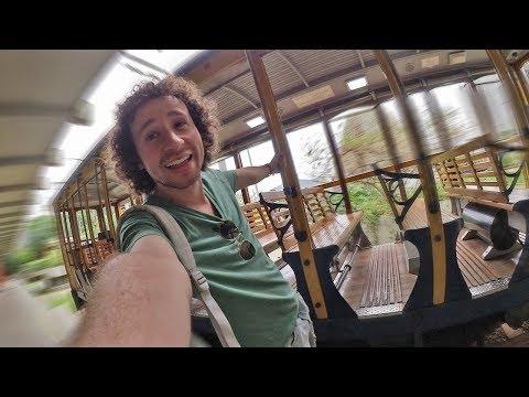 ¿Qué se siente viajar en el TREN DE LA MUERTE? | Brasil
